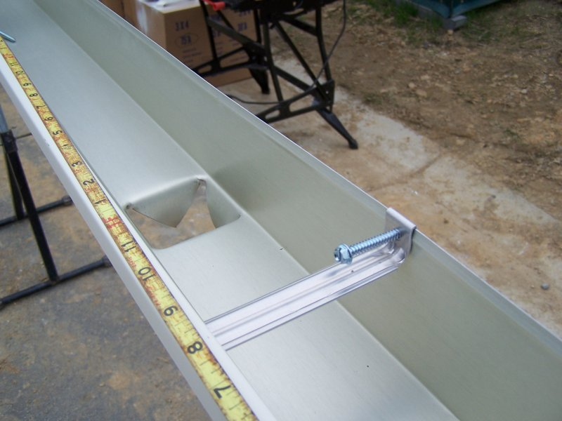 Seamless Gutter Installation In Greensboro